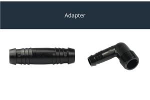Adapter für Basis-Regner