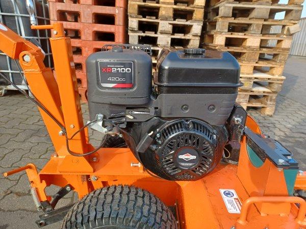 Vermietung Grabenfräse Briggs & Stratton Motor XR2100 420CC