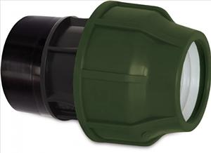 Kupplung mit Innengewinde 32mm x 3/4''